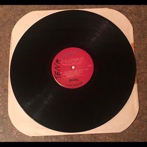"Columbia Other - SANTANA ""ZEBOP"" Vinyl LP Album"